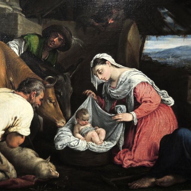 Jacopo Da Ponte, dit Jacopo Bassano