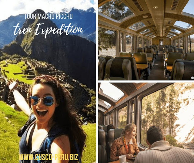 Tren Expedition Machu Picchu
