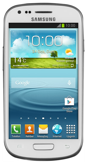 how to format samsung galaxy s3