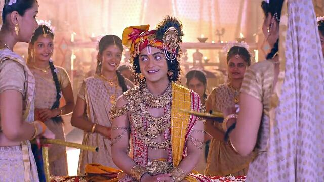 Radha Krishna: Star Bharat Radha Krishn - Session 4 E236 16th September 2021 Episode