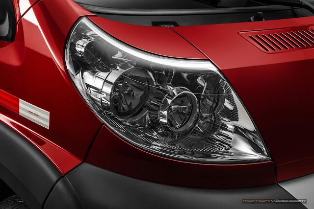 Novo Fiat Ducato 2018 estréia em fevereiro no Brasil: detalhes, preços e fotos