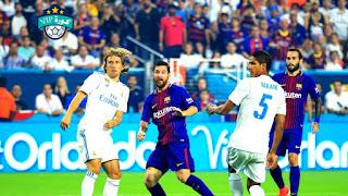 موقع يلا شوت مباراة برشلونة وريال مدريد كلاسيكو الارض