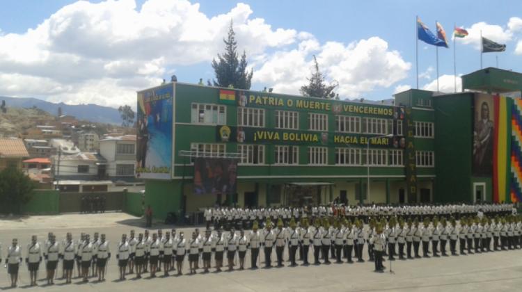 En 2019 se destapó el eterno negociado de venta de pruebas y exámenes para ingresar a la academia policial / ARCHIVOS WEB