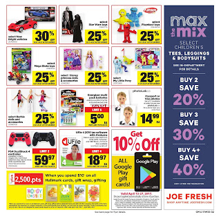 Max the Mix Real Canadian Superstore Flyer April 13 to 20 (West)