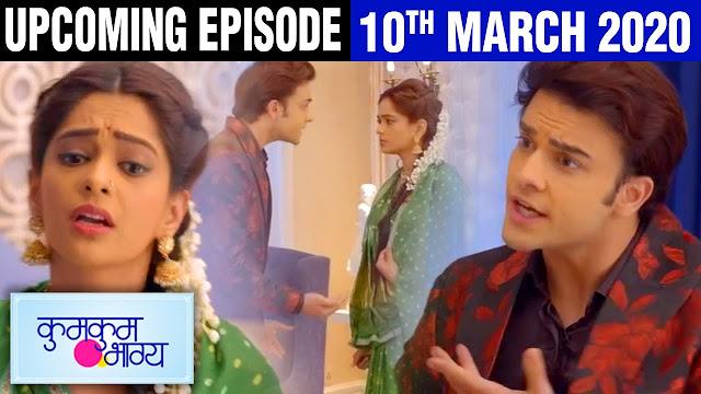 Future Story : Vikram Pallavi happily accepts Prachi as Ranbir's wife Maya irked in Kumkum Bhagya