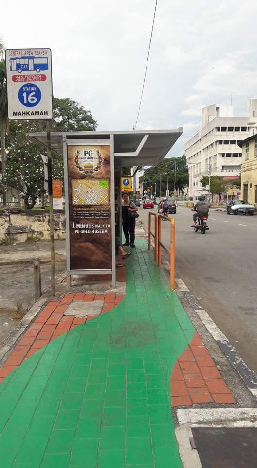 Kerajaan Zalim Penang Belanja RM 30 Juta Untuk Laluan Basikal Kualiti Begini?