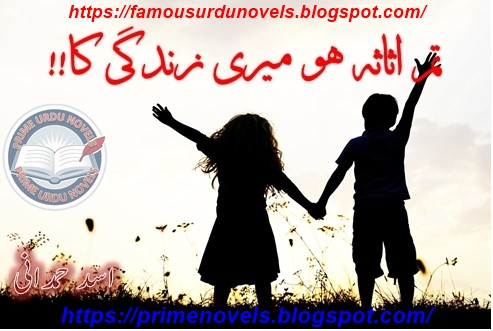 Tum asasa ho meri zindagi ka novel online reading by Asad Hamdani Complete