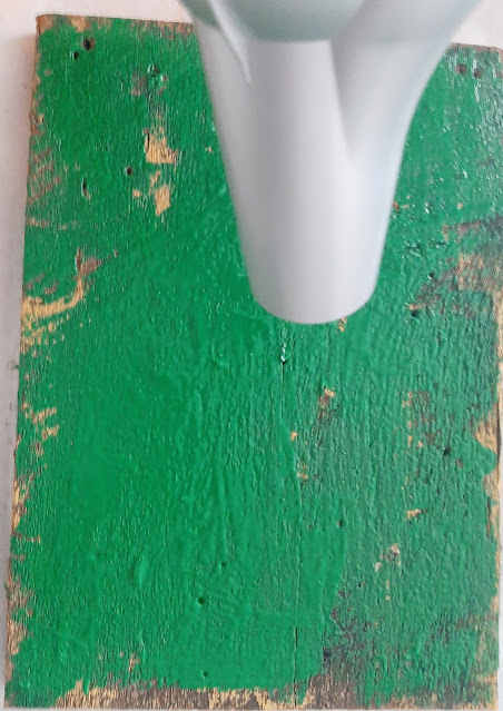 Chippy Paint Layers