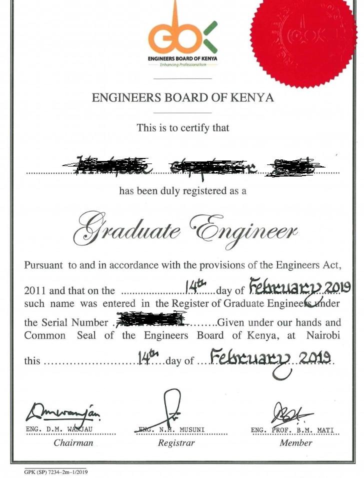 Register as an Graduate Engineers