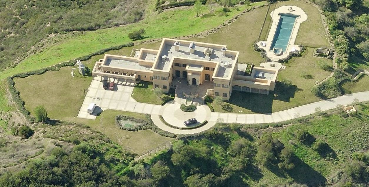 Mansions of Calabasas, CA