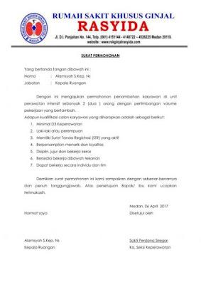30+ Contoh Surat Dinas Sekolah, Resmi, Undangan ...