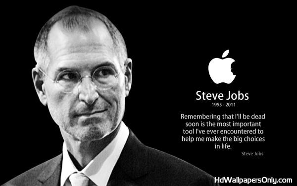 10 bài học giá trị từ Steve Jobs trong công việc và cuộc sống