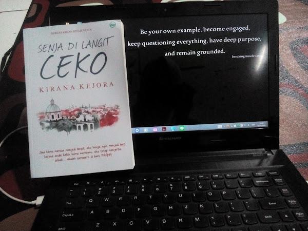Senja di Langit Ceko ( Blog Tour & Giveaway )