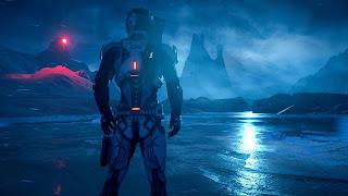 Mass Effect Andromeda PS Vita Wallpaper