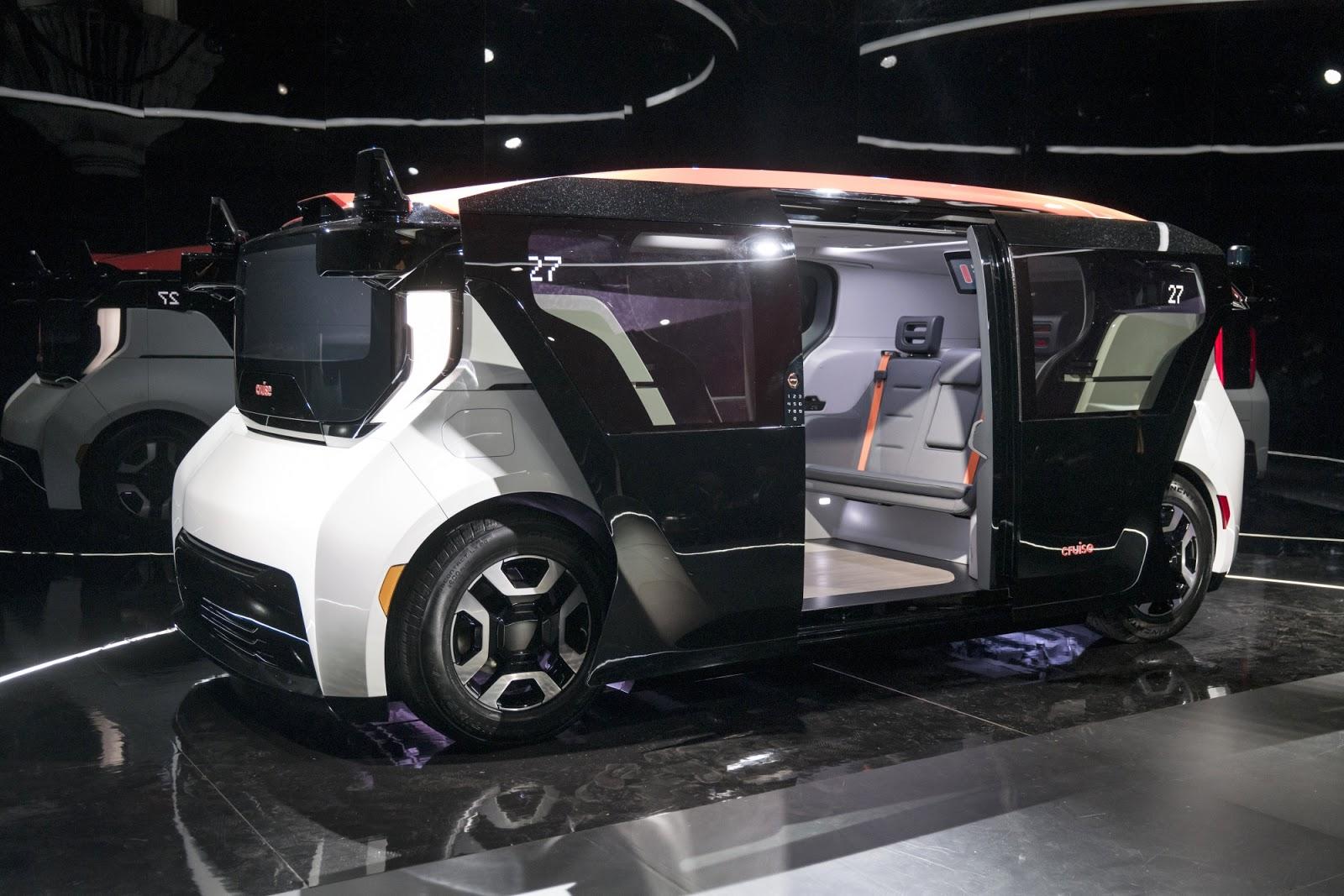 Cruise: Fully Autonomous Vehicle