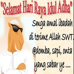 Meme Kambing Selamat Idul Adha