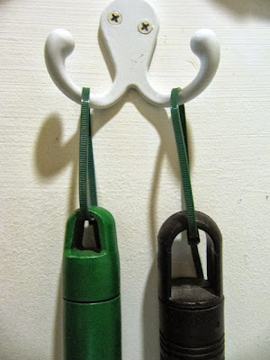 zip ties handles