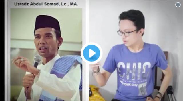 """Ustadz Abdul Somad itu Ahli Hadits, Dikatain Sama Yoanes """"Tau apa ni ustad?"""", Begini Balasannya"""