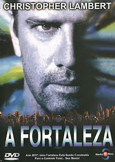 A Fortaleza (Fortress 1992)- BDRip Dual Áudio
