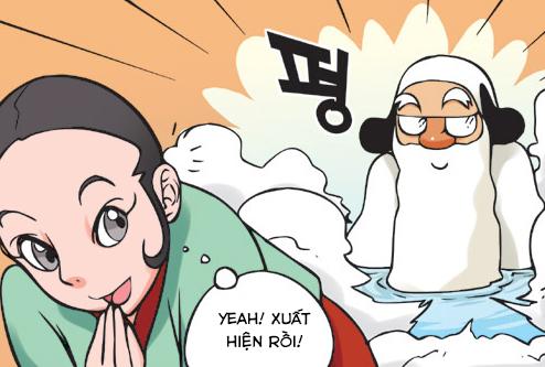 Kim Chi & Củ Cải (bộ mới) phần 153: Quả dưa chuột vàng