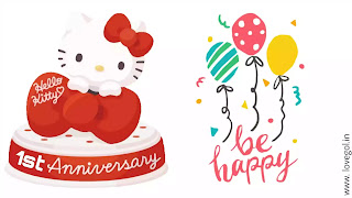 1st anniversary cake images