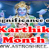 Kartik Month Importance