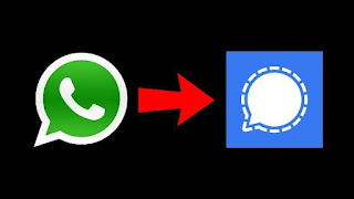 Move WhatsApp Group to Signal App