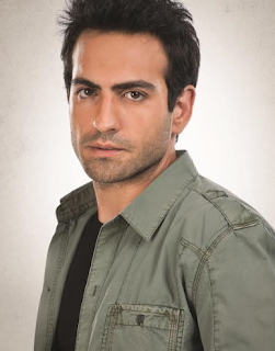 Bugra Gulsoy the Turkish voice of 'Marshall' from 'Ice Age 4'
