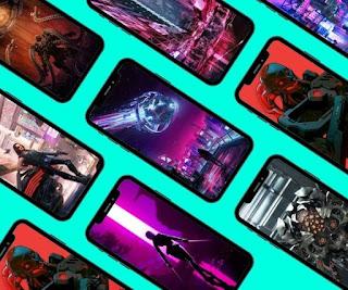Cyberpunk phone wallpapers
