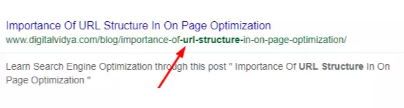 URL (Uniform Resource Location) Optimization
