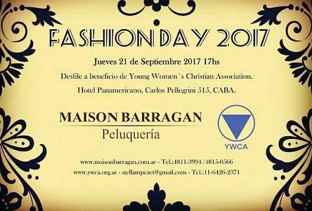 Fashion Day #SS17 by Jorge Barragan - Muy Pronto!
