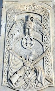 Μνημείο πεσόντων στην Αριδαία