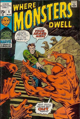 Where Monsters Dwell #10