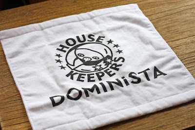 DOMINISTA HOUSE KEEPERSタオル販売開始して2カ月・・・