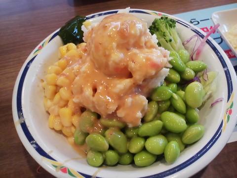 サラダ4 ステーキガスト一宮尾西店9回目