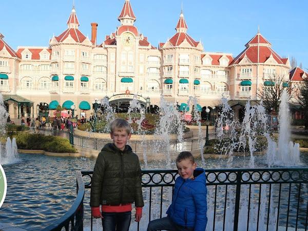 Honeymoon:  Ons Disneyland Avontuur!