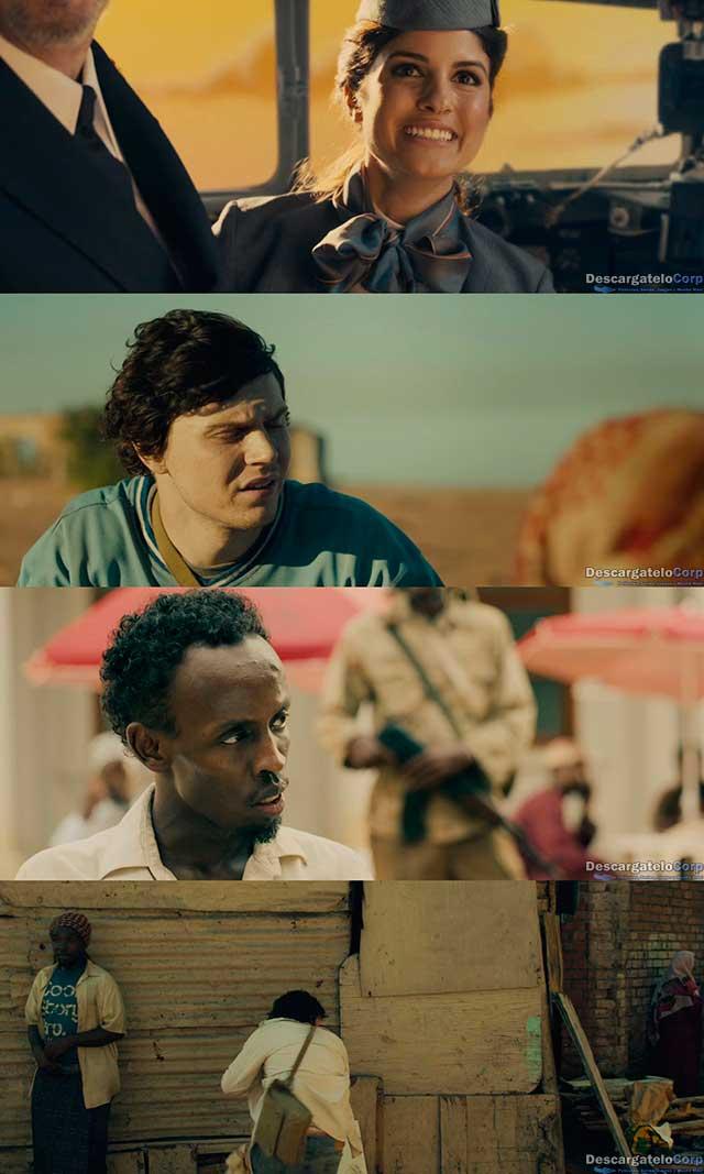 The Pirates of Somalia (2017) HD 720p Latino