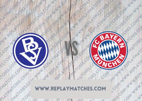 Bremer SV vs Bayern Munich -Highlights 25 August 2021