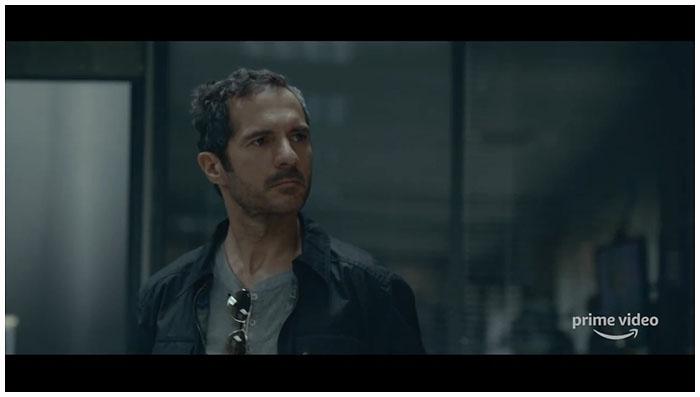 Javier Albalá interpreta a Jorge Nieto en «Parot»