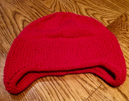 The other reason I wanted to make a post about this hat 301cfa38ec3