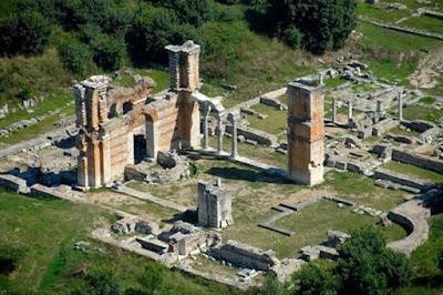 Οι Φίλιπποι και αρχαιολογικά αριστουργήματα ταξιδεύουν στη Ν. Υόρκη