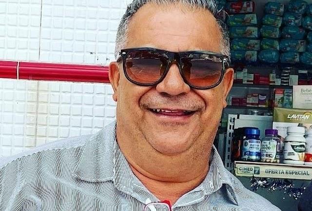 Coordenador da campanha de Luciano da Locar morre vítima de Covid-19
