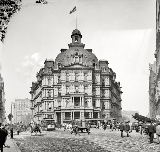 Pictures Of American Cities In The Early 20th Century
