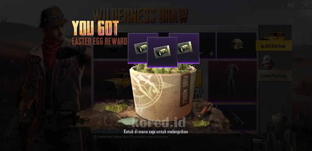 Mendapatkan Premium Crate Gratis Pubg Mobile 0.14.0