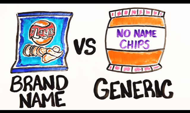 What's the Difference Between Brand Names and Generics?