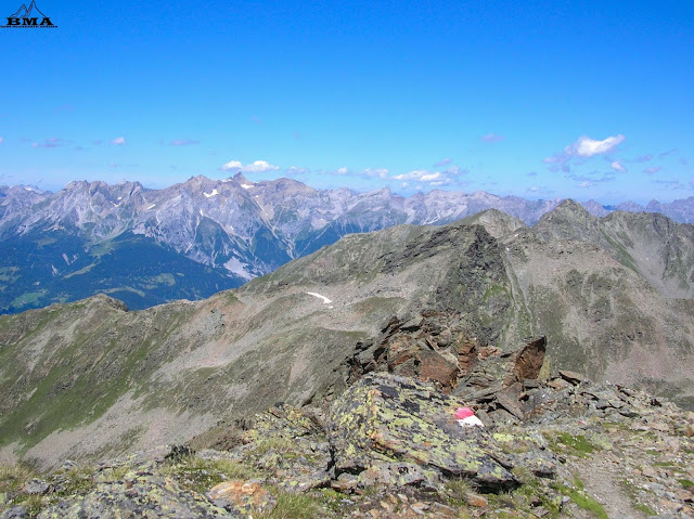 bergtour paznauntal - rotpleiskopf Premiumwanderung + GPS-Track