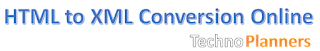 HTML to XML Conversion Online - Convert Adsense Code to Blogger