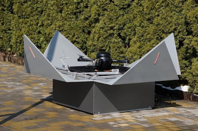 autonomous drone system