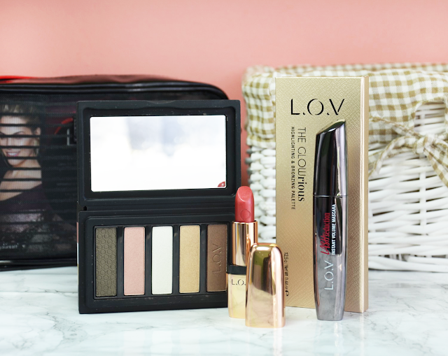 Blogger Mail: New L.O.V Fall Products