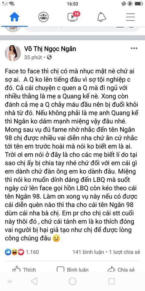 Yaya Trương Nhi khởi kiện Ngân 98 và những người bôi nhọ mình